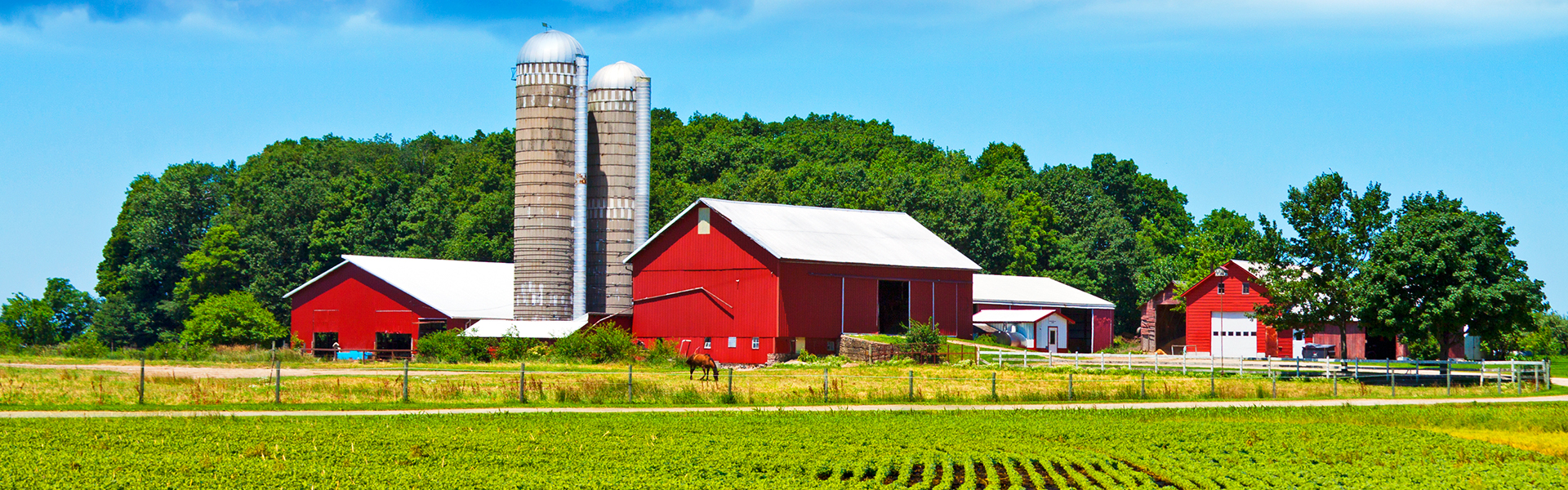 Farm Insurance in Jamestown, Devils Lake ND, West Fargo, Fargo ND
